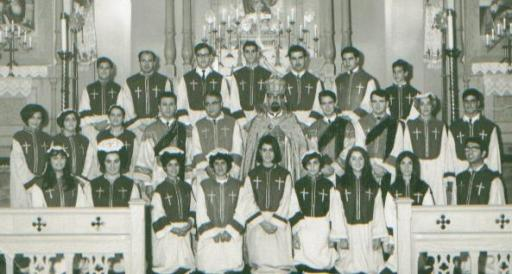 Old Choir