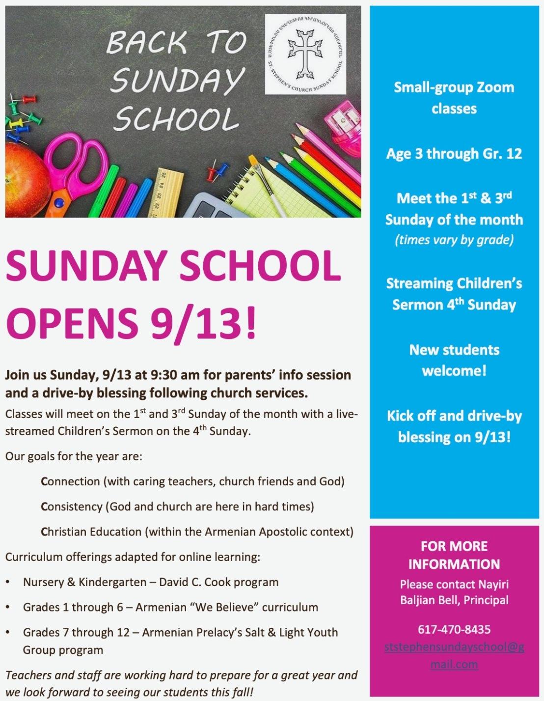 Sunday School Open 2020 (1)