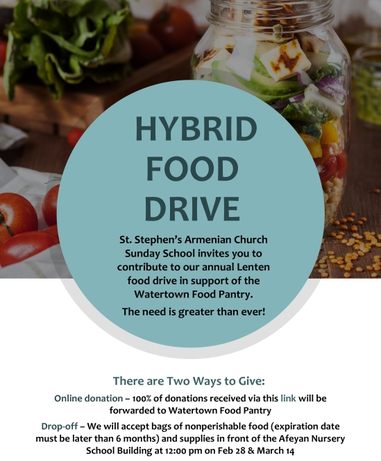 2021 Hybrid Lenten Food Drive (1)