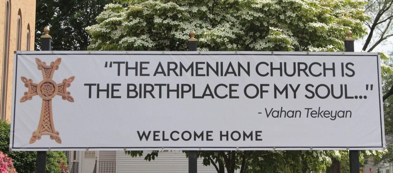 St. Stephen's Armenian Apostolic Church of Greater Boston